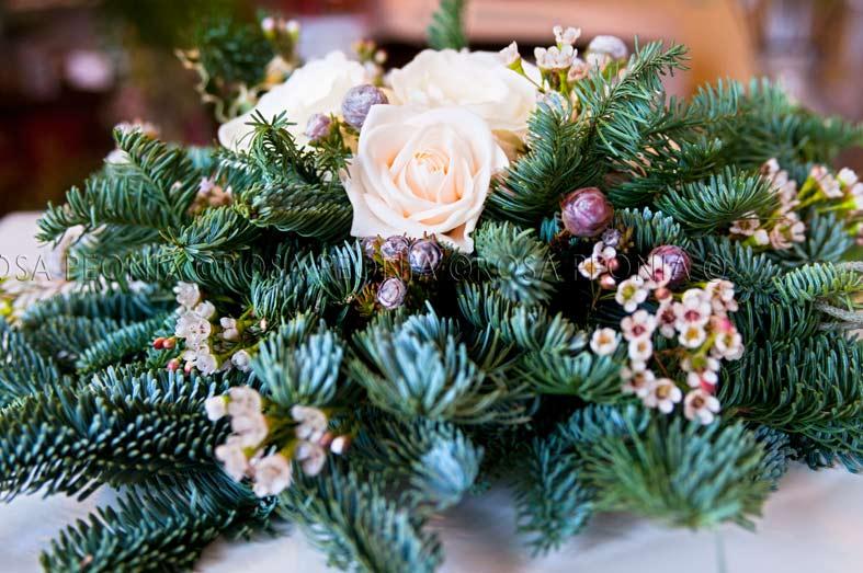Estremamente Matrimonio d'inverno? Ecco qui! | Rosa Peonia Studio TD84