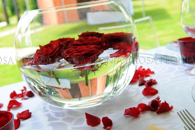 Matrimonio In Rosso : Un matrimonio rosso passione rosa peonia studio