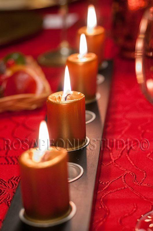 Niente avvicina dei cuori come delle candele accese...