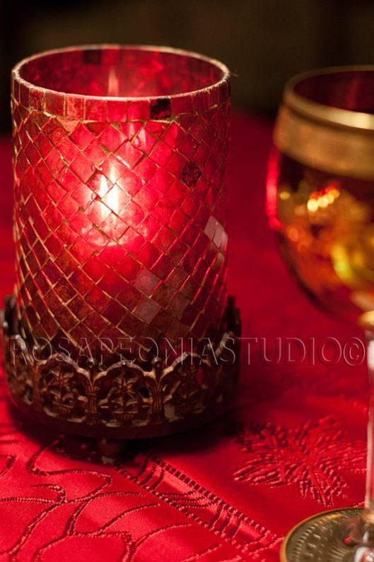 Rosso come il cuore, come la passione, come l'entusiasmo, come le bacche sui rami d'inverno...