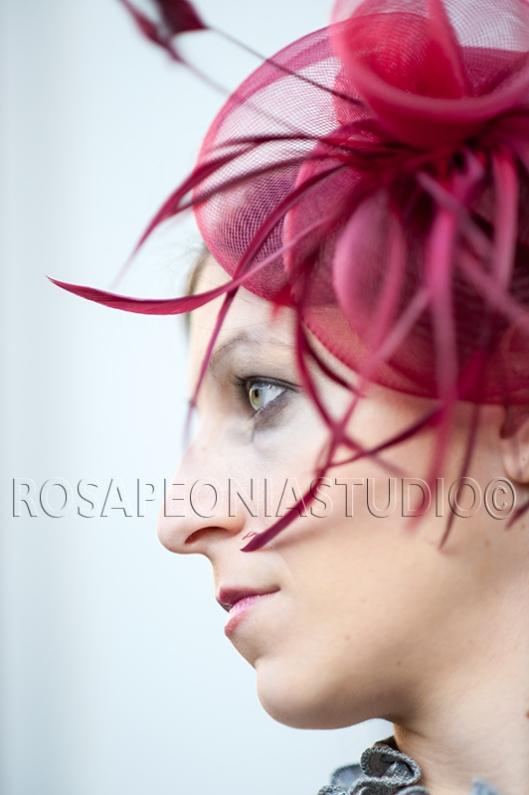 Una modella dagli occhi stupendi...