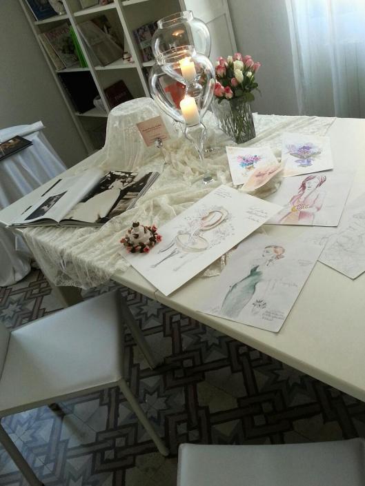 Rosa Peonia Studio L'Attimo Bianco